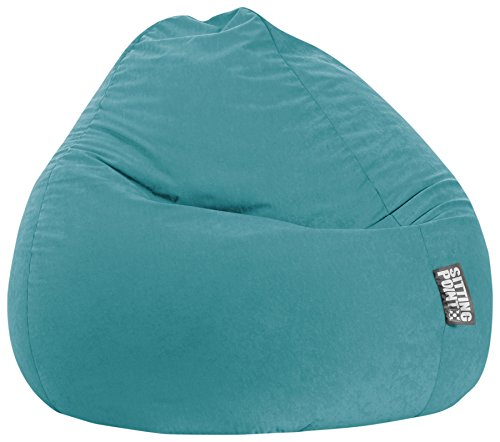 Sitzsack Easy XXL ca. 300 Liter smaragd