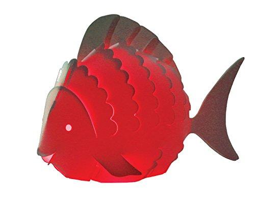 Zzzoolight Lampada a forma di Pesce, 7