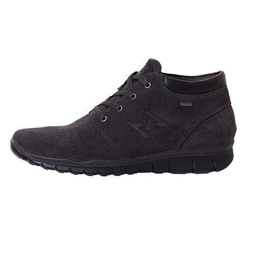 Sneakers Suede Grigio