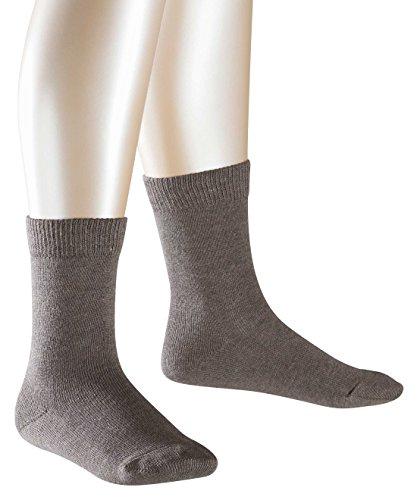 Preisvergleich Produktbild FALKE Family Jungen Socken,  Braun (Pebble 5810),  27 / 30
