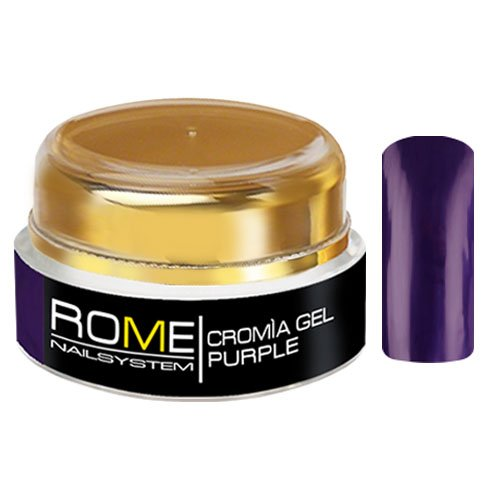 ROME Cromìa Gel UV Purple (15 ml)