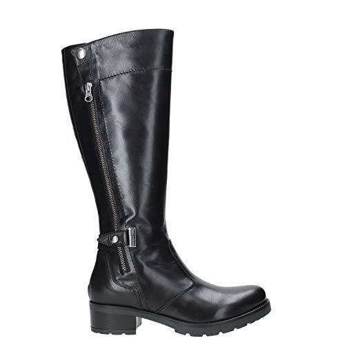 NERO GIARDINI zapatos de mujer botas A909652D / 100 talla 38