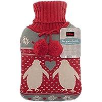 Wärmflasche mit weichem warmen Strickbezug, 2 l, 2 l preisvergleich bei billige-tabletten.eu
