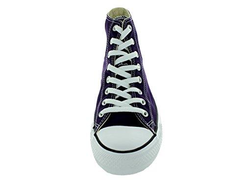 Converse Baskets femme CHUCK TAYLOR ALL STAR HI PRINT Eggplant Peel