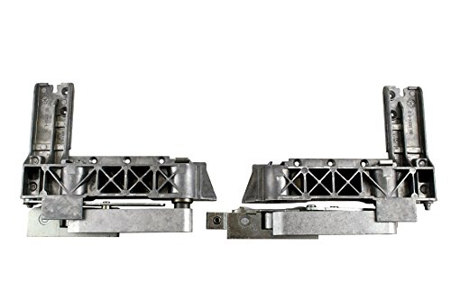 GU Schiebetür Laufwagen/Laufschuhe DIN Rechts 200kg Ausführung incl. SN-TEC Montageschlüssel (GU 38514 & 38516 & - Wagen Tür-hardware