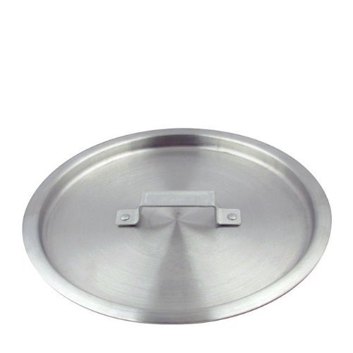 Challenger POTC16 Cover for Stock Pot, 16-Quart, Silver by Houstons Inc. 16 Quart Stock Pot