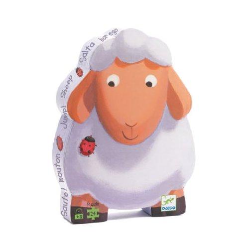 Djeco - Saute! Mouton - 24 pièces