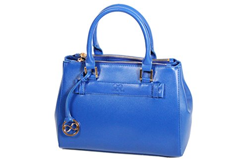 Borsa a mano M Andie BELLATRIX A8099 Blue collection Blu (blu)