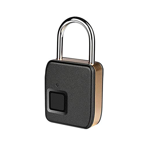Smart Fingerprint Padlock, Biome...