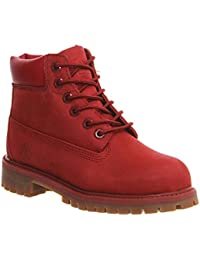 Timberland 6 Inch Premium Junior Boots (A13HV)