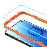 KuGi. Vetro Temperato Pellicola Protettiva per Samsung Galaxy S10, Protezione per Schermo [Durezza 9H] Adatto per Samsung Galaxy S10