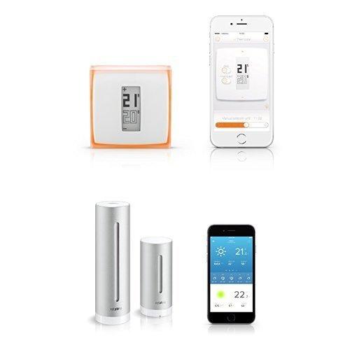 Netatmo - Termostato para Smartphone + Estación meteorológica