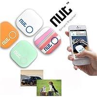 FLYING Colourz mini-PUCE etiket alarm patch Bluetooth Mutter 2Lokalisierer Savaş karşı Bulucu anahtar kayıp iPhone için Android etc