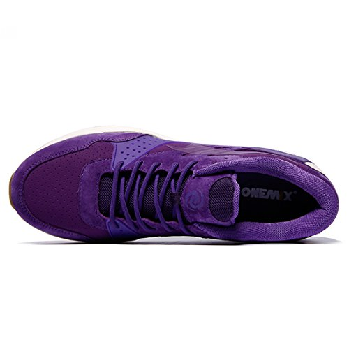 Sapatos Sneakers Todos Homens Roxa Walker Onemix Luz Fora 8fPZwO6q