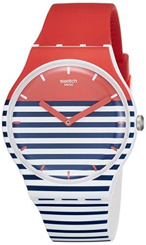 Swatch Damen-Armbanduhr SUOW140