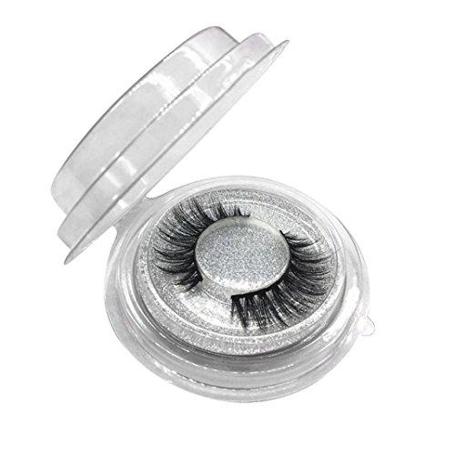 Faux-cils Ansenesna 1 Paire 3D Faux Cils Fluffy Bande Longue Cils Longue Naturelle Faux Cils Outils De Maquillage