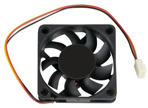 MHP ® 60mm 12V-interne PCI-Computer Lüfter, schwarz