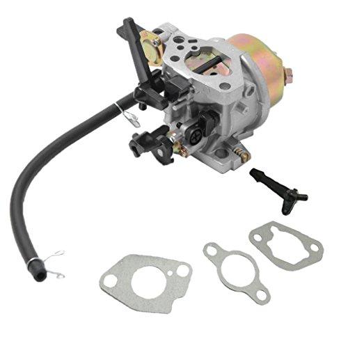 Dolity Vergaser Mit Dichtungen Vergaseranlagen Für Honda Gx240 Gx270 8hp 9hp Motoren - Silber