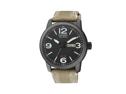 Citizen urban eco drive bm8476-23e - orologio da polso uomo