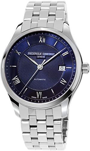Frederique Constant Geneve Classics Index FC-303MN5B6B Reloj Automático para Hombres