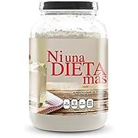NI UNA DIETA MÁS - proteína whey isolate (deliciosa vainilla) 0 azúcar, 0