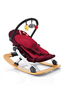 Concord Rio Rocker with Toy Bar (Lava Red)