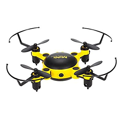 XZX Drone 2CH 2 Axis With 0.3MP HD Camera WIFI FPV One Key To Auto-Return Headless Mode 360°Rolling GPS Positioning RC Quadcopter from XZX