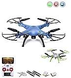X5HC PRO - 4.5-Kanal Drohne Quadrocopter mit HD Kamera