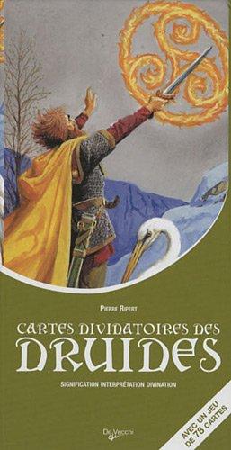 Cartes divinatoires des druides