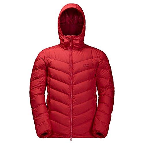Preisvergleich Produktbild Jack Wolfskin Fairmont Down Herrenjacke,  Rot,  XL