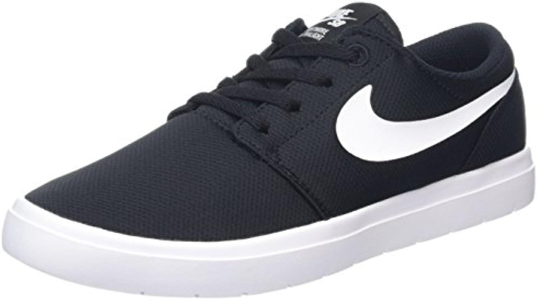 Nike Portmore II Ultralight (GS), Zapatillas de Skateboarding para Hombre  -