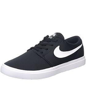 Nike Unisex-Kinder Portmore Ii Ultralight (Gs) Sneaker