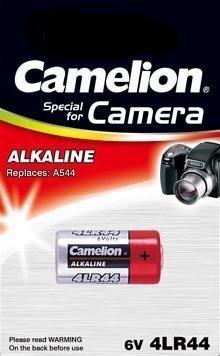 pile 4LR44 6V Lithium Camélion - 1