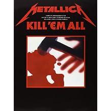 Metallica Kill 'Em All Guitar Tab.