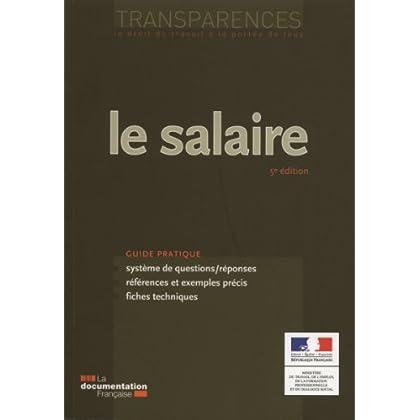 Le salaire (5e édition)