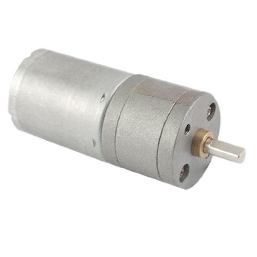 sourcingmapr-elektrik-2-polig-klemmen-dc12v-40-50ma-200-u-min-dc-getriebemotor