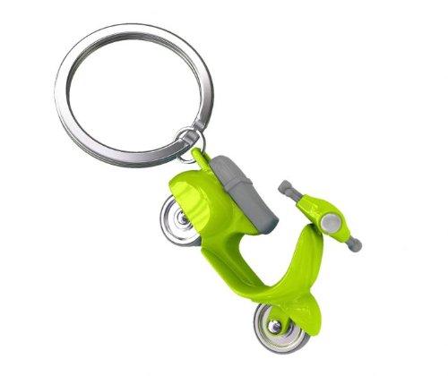 Preisvergleich Produktbild Roller Schlüsselanhänger Scooter , Farbe:hellgrün