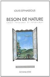 BESOIN DE NATURE