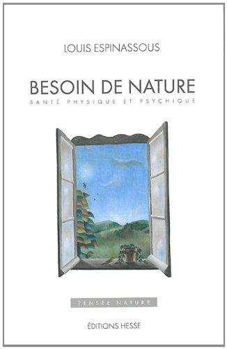 BESOIN DE NATURE par Loui Espinassous