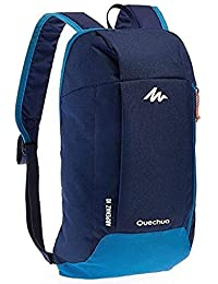 609e0342df X-Sports Decathlon QUECHUA Kids Adults Outdoor Backpack Daypack Mini Small  Bookbags10L Dark Blue