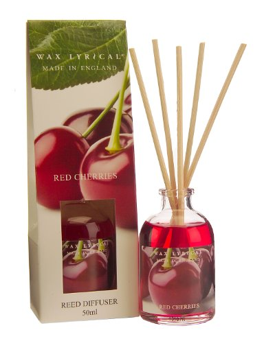 Wax-Lyrical-50-ml-Reed-Diffuser-Red-Cherries