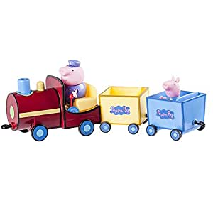 Character Options Peppa Pig On Grandpa's Train