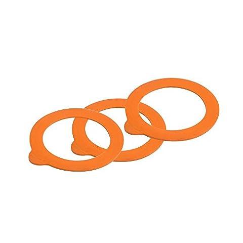 Kilner Genuine Replacement Sealing Rings (Pack of 6)