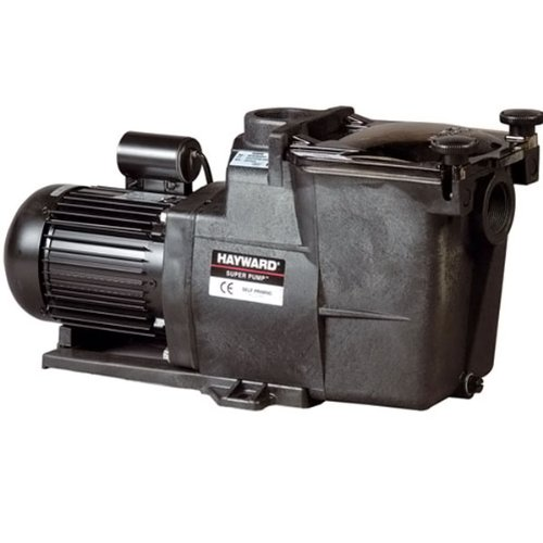 Hayward - sp1608xe111 - Pompe à filtration 0,75 cv, 11m3/h mono super pump