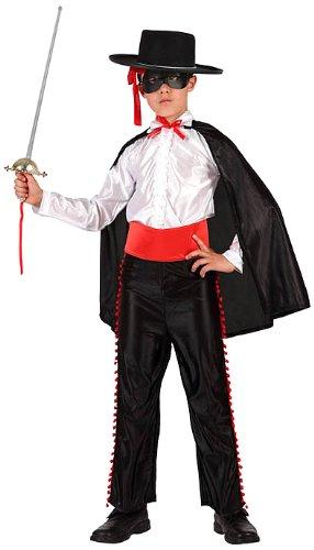 Atosa-6562 Zorro Disfraz Enmascarado