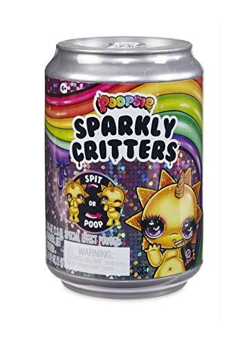 MGA Figurki Poopsie Sparkly Critters 2-1 1 sztuka [FIGURKA]