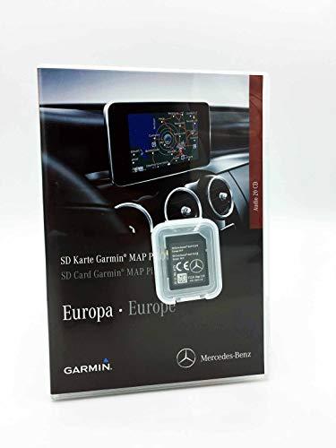 Tarjeta SD Mercedes Garmin Map Pilot STAR1 v12 Europe 2019