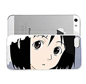 iPhone 5S Case - Anime - Misaki Nakahara Welcome To The N H K iPhone 5 Case