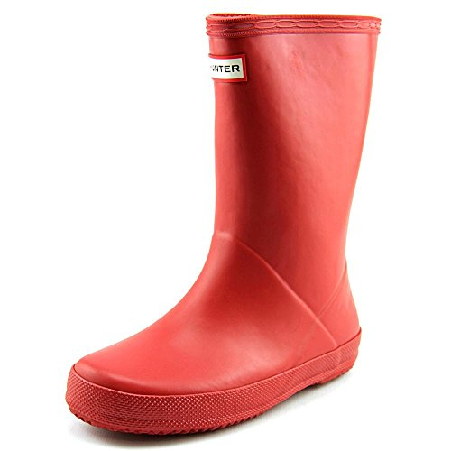 Hunters First Classic Welly W24133, Bottes de pluie mixte enfant red