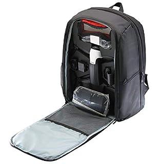 Anbee Waterproof Backpack Transport Carrying Rucksack Case Bag for Parrot Bebop 2 FPV/Bebop 2 Power FPV/Bebop 2 Adventurer Quadcopter
